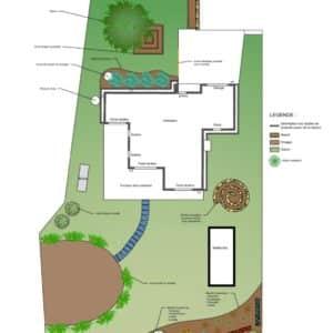 amenagement de jardin capp paysage bureau etudes - Bureau d'études