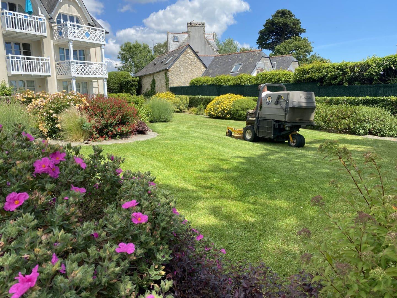capp vert entretien tonte - Entretien de jardin
