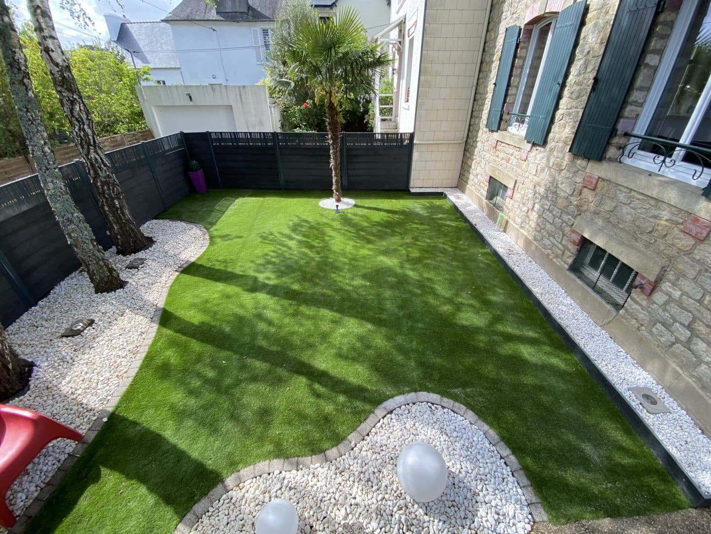 jardin ville quimper massif mineral capp paysage - Jardins d'ambiance